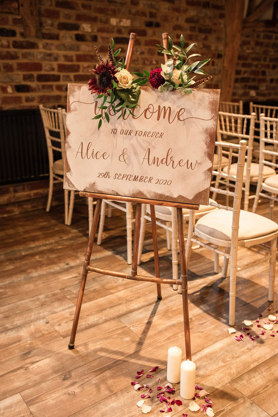 Autumnal burgundy wedding style inspiration with Becky Harley Photography (52)