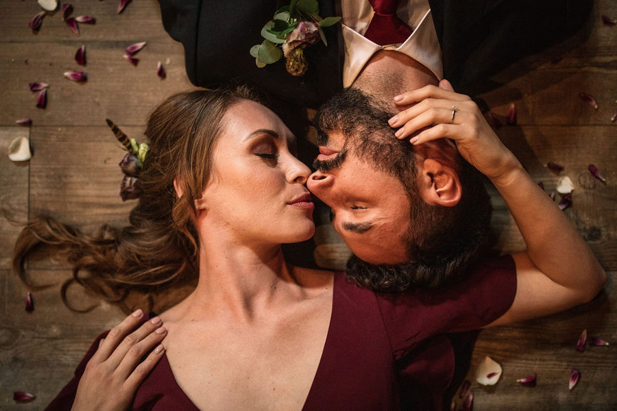 Autumnal burgundy wedding style inspiration with Becky Harley Photography (57)