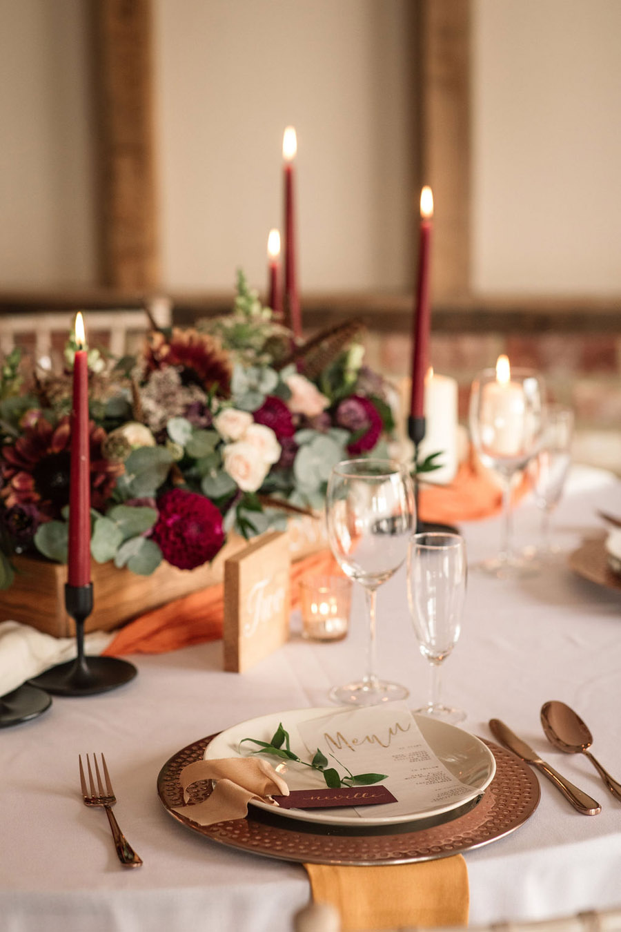 Autumnal burgundy wedding style inspiration with Becky Harley Photography (59)