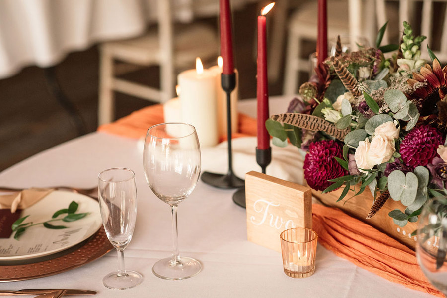 Autumnal burgundy wedding style inspiration with Becky Harley Photography (60)
