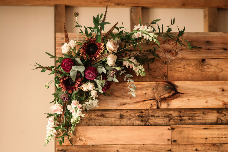 Autumnal burgundy wedding style inspiration with Becky Harley Photography (61)