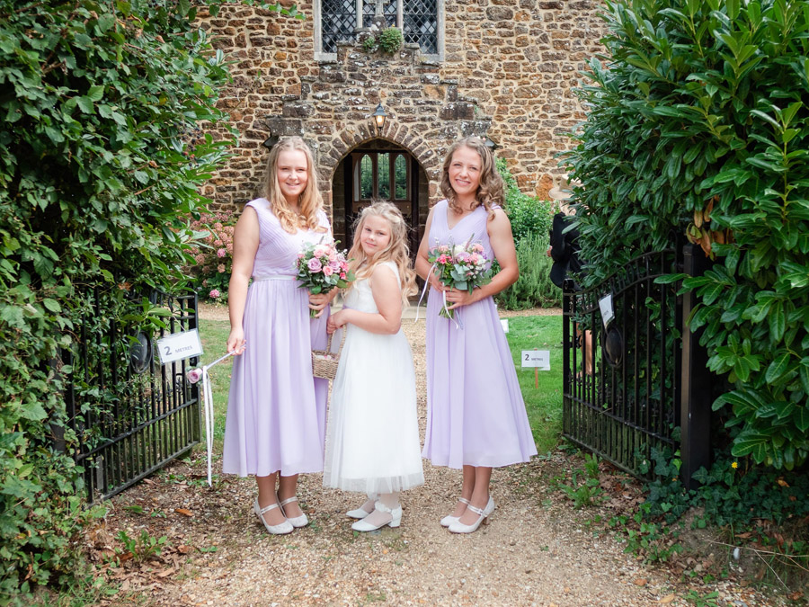 Michaela and Rupert's Dorset church wedding, image credit Dom Brenton Photography (6)