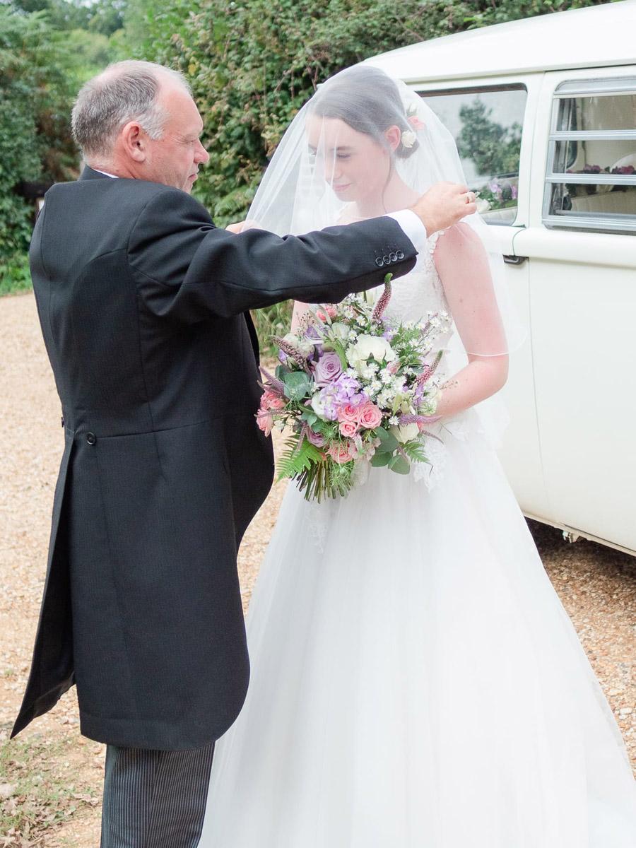Michaela and Rupert's Dorset church wedding, image credit Dom Brenton Photography (7)