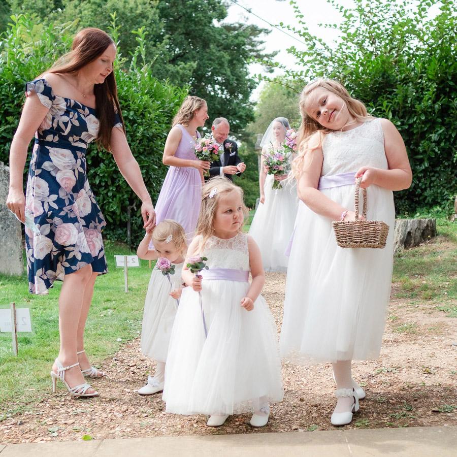 Michaela and Rupert's Dorset church wedding, image credit Dom Brenton Photography (8)