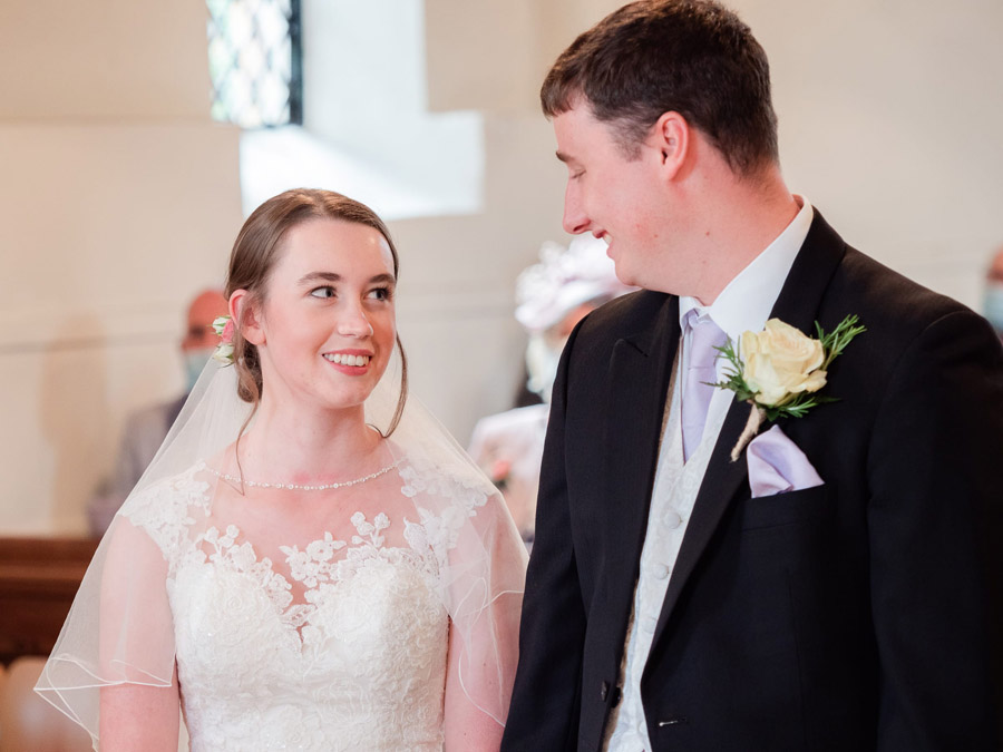 Michaela and Rupert's Dorset church wedding, image credit Dom Brenton Photography (12)