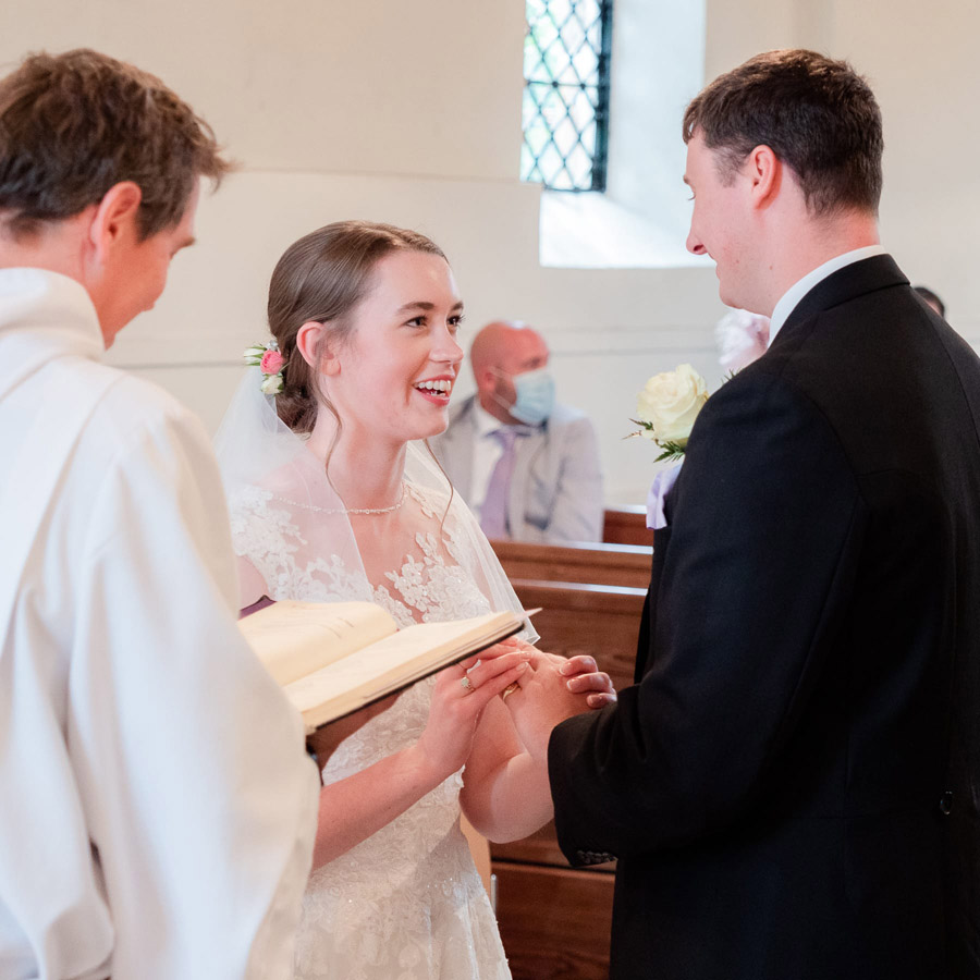 Michaela and Rupert's Dorset church wedding, image credit Dom Brenton Photography (14)