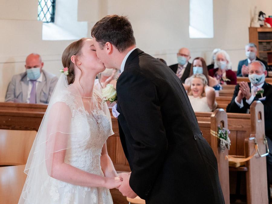 Michaela and Rupert's Dorset church wedding, image credit Dom Brenton Photography (15)