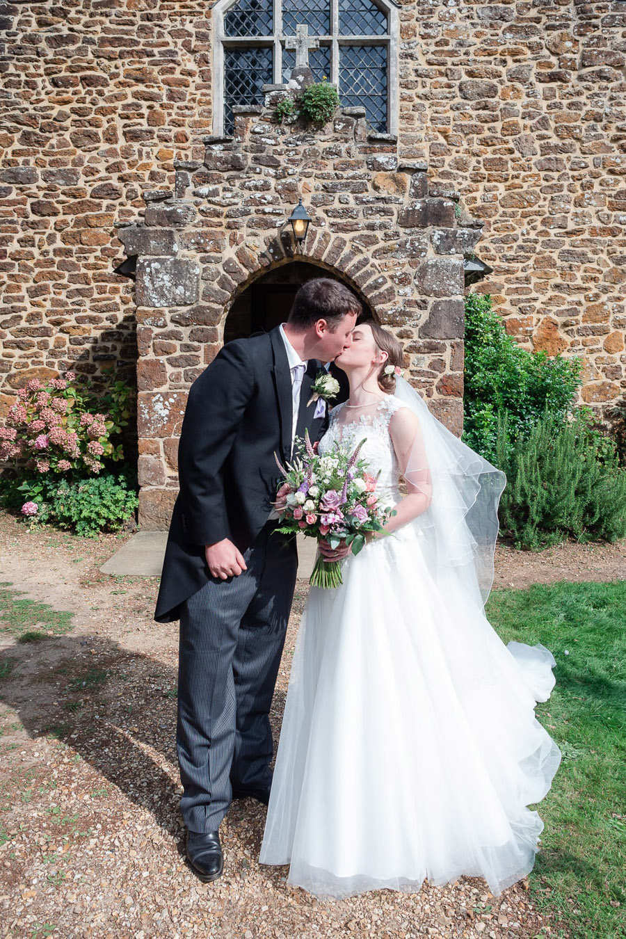Michaela and Rupert's Dorset church wedding, image credit Dom Brenton Photography (20)