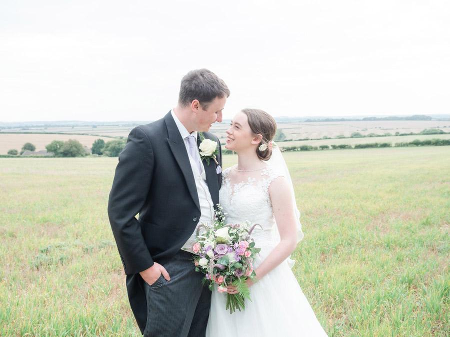 Michaela and Rupert's Dorset church wedding, image credit Dom Brenton Photography (25)