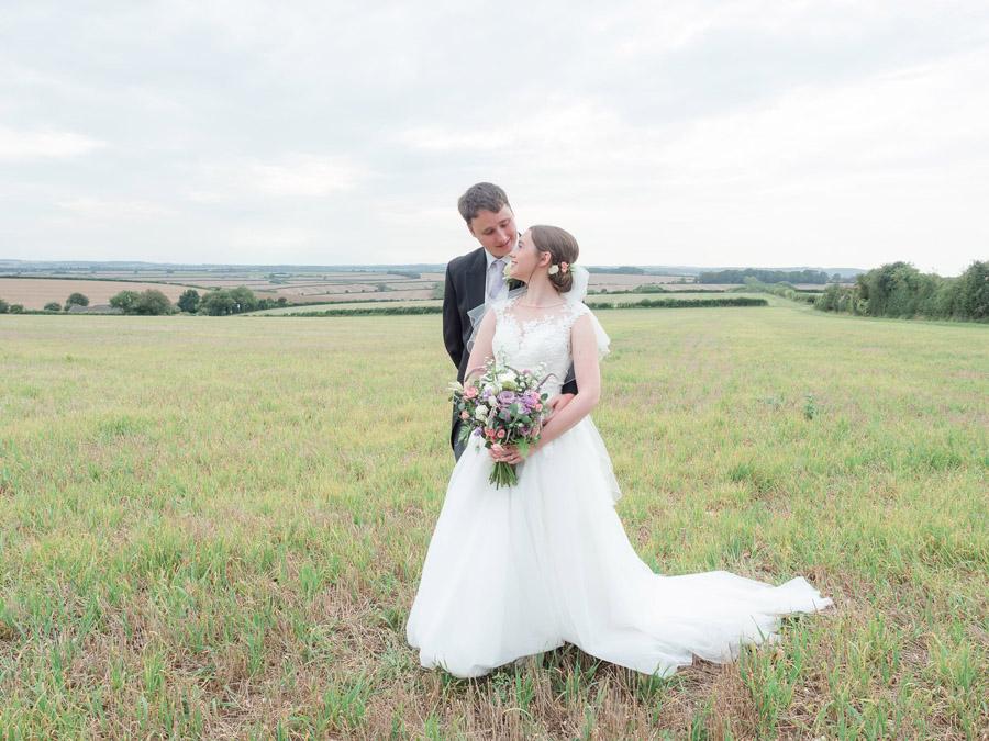 Michaela and Rupert's Dorset church wedding, image credit Dom Brenton Photography (28)