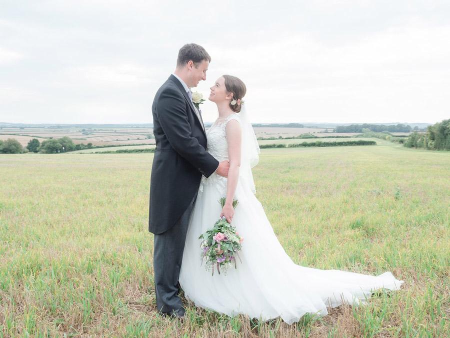 Michaela and Rupert's Dorset church wedding, image credit Dom Brenton Photography (29)