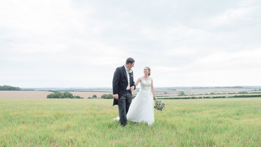 Michaela and Rupert's Dorset church wedding, image credit Dom Brenton Photography (30)