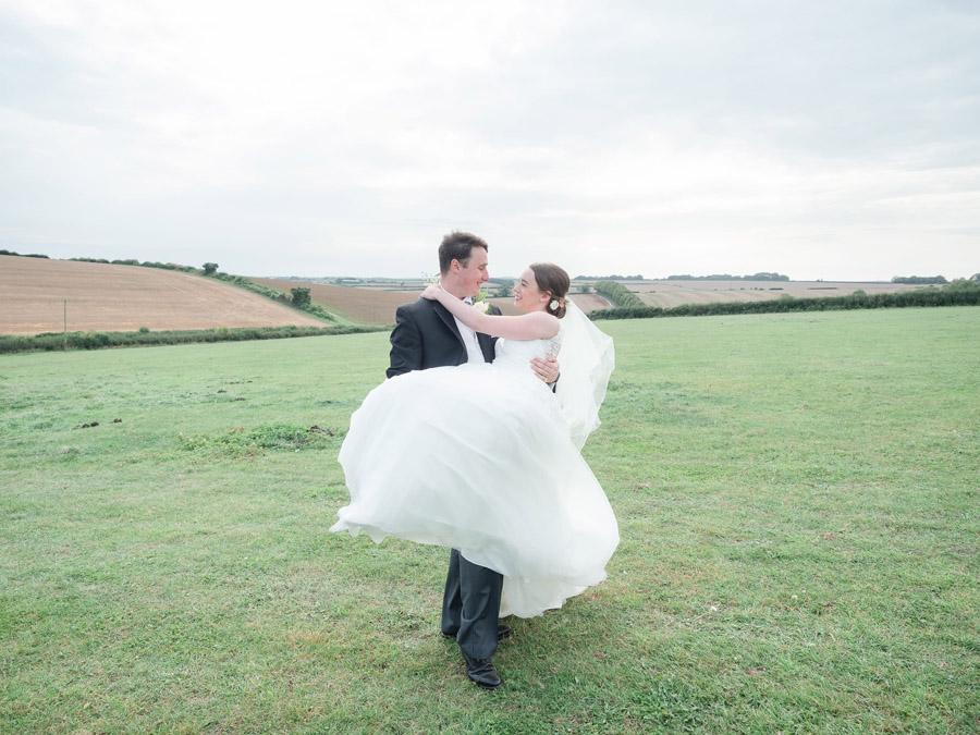 Michaela and Rupert's Dorset church wedding, image credit Dom Brenton Photography (31)