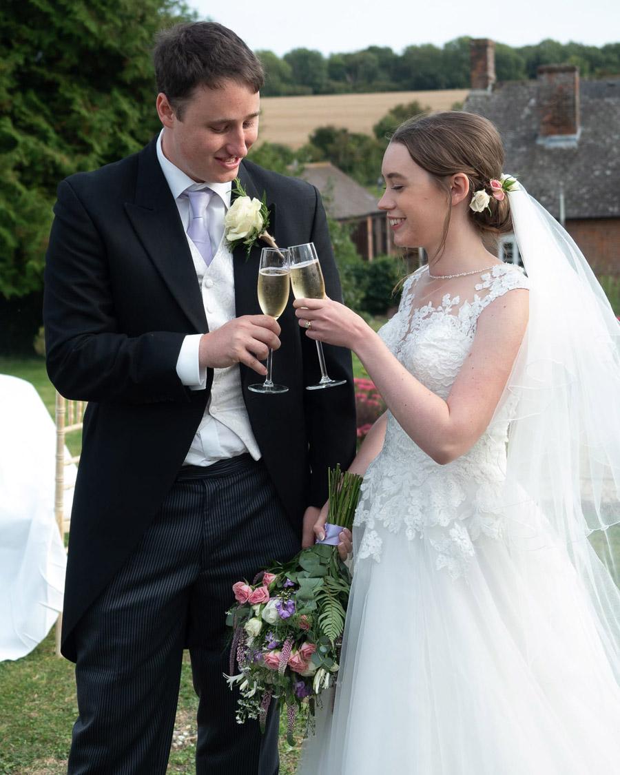 Michaela and Rupert's Dorset church wedding, image credit Dom Brenton Photography (32)