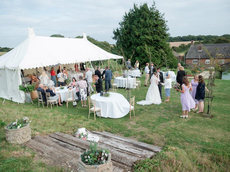 Michaela and Rupert's Dorset church wedding, image credit Dom Brenton Photography (33)