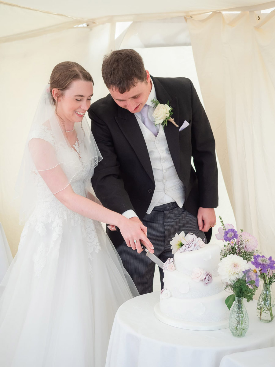 Michaela and Rupert's Dorset church wedding, image credit Dom Brenton Photography (37)