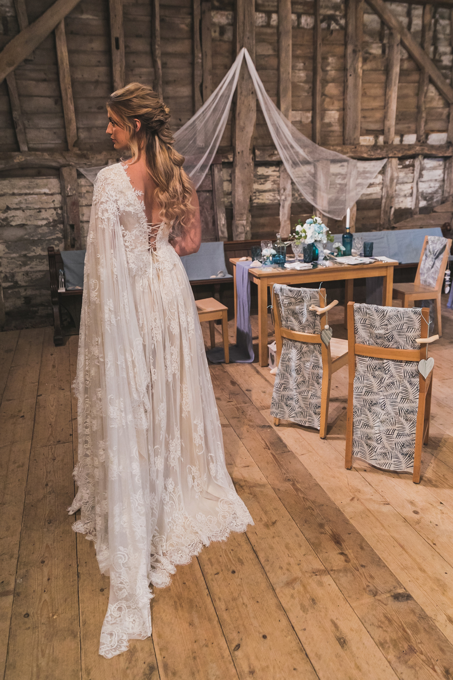 Eco beach wedding inspiration, with Confetti Coast Photography and Amethyst Weddings (9)