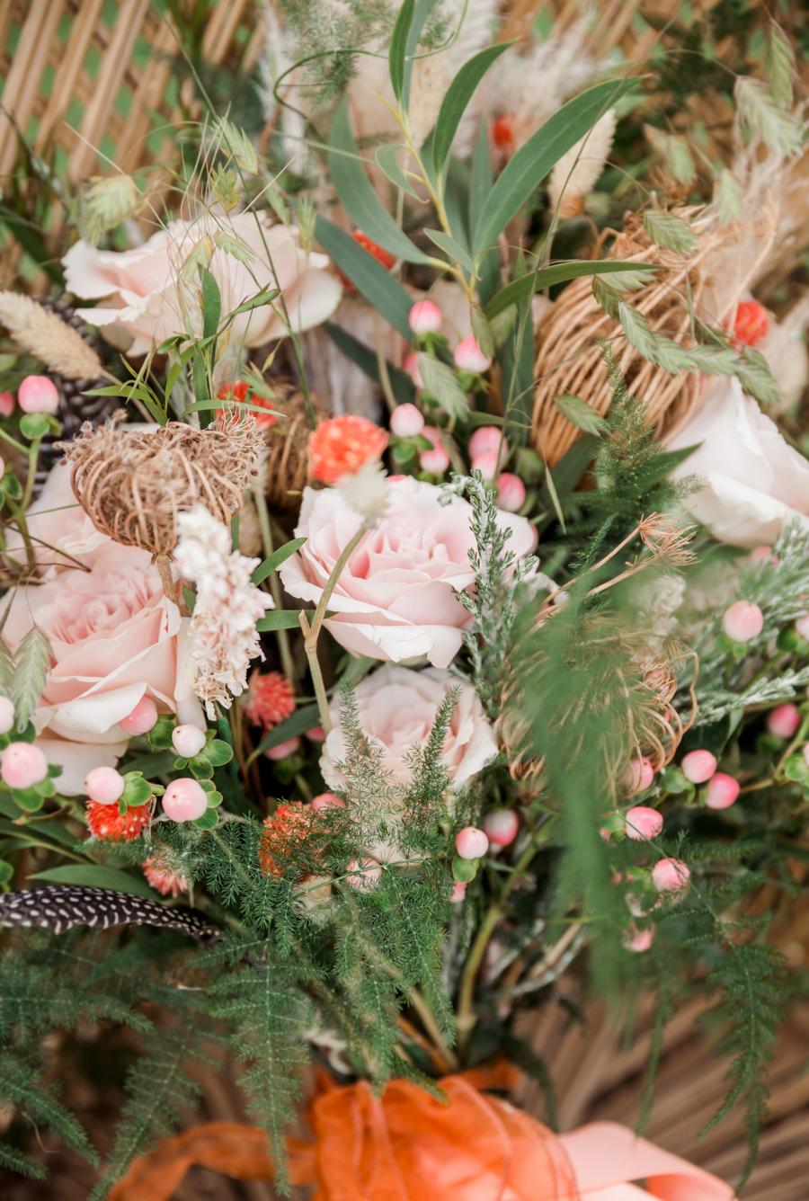 Hertfordshire Boho Themed Styled Wedding Shoot, photographer credit Absolute Photo UK (6)