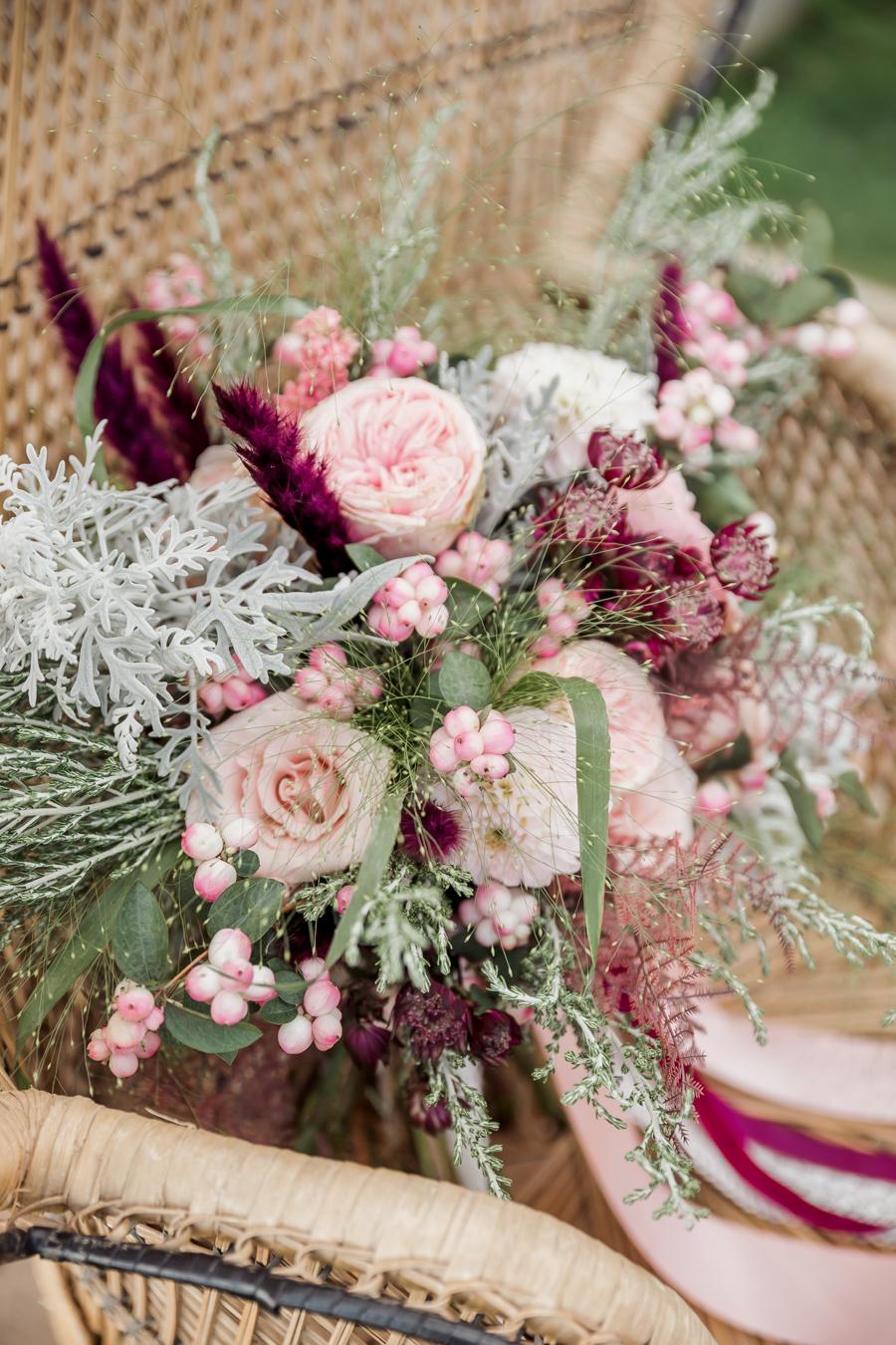 Hertfordshire Boho Themed Styled Wedding Shoot, photographer credit Absolute Photo UK (7)