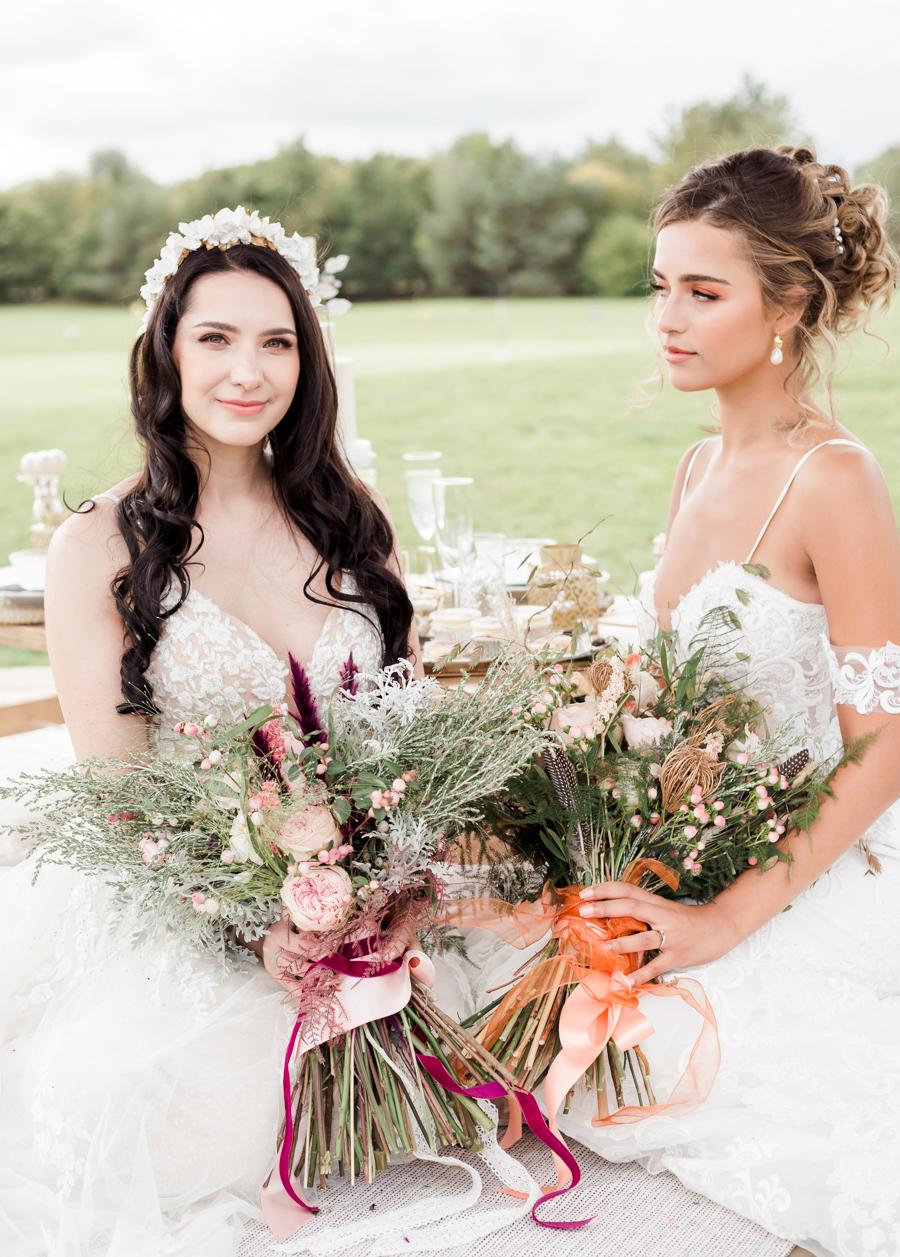 Hertfordshire Boho Themed Styled Wedding Shoot, photographer credit Absolute Photo UK (16)