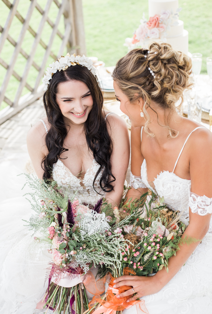 Hertfordshire Boho Themed Styled Wedding Shoot, photographer credit Absolute Photo UK (17)