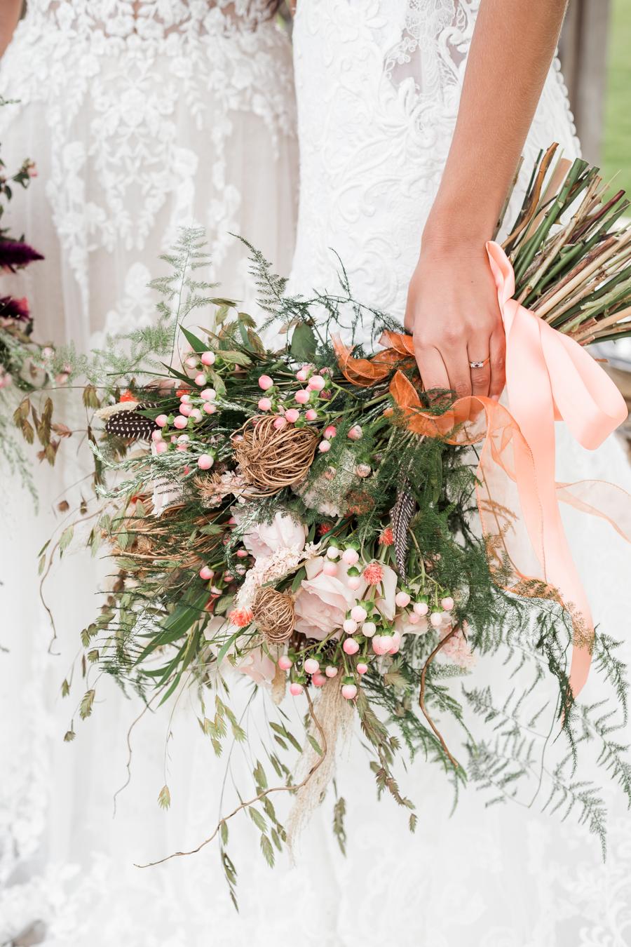 Hertfordshire Boho Themed Styled Wedding Shoot, photographer credit Absolute Photo UK (20)