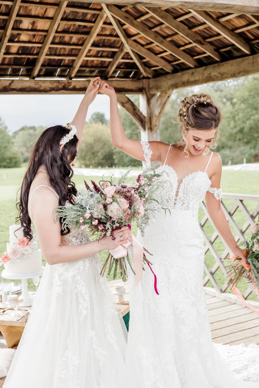 Hertfordshire Boho Themed Styled Wedding Shoot, photographer credit Absolute Photo UK (21)