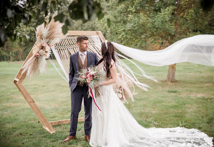 Hertfordshire Boho Themed Styled Wedding Shoot, photographer credit Absolute Photo UK (30)