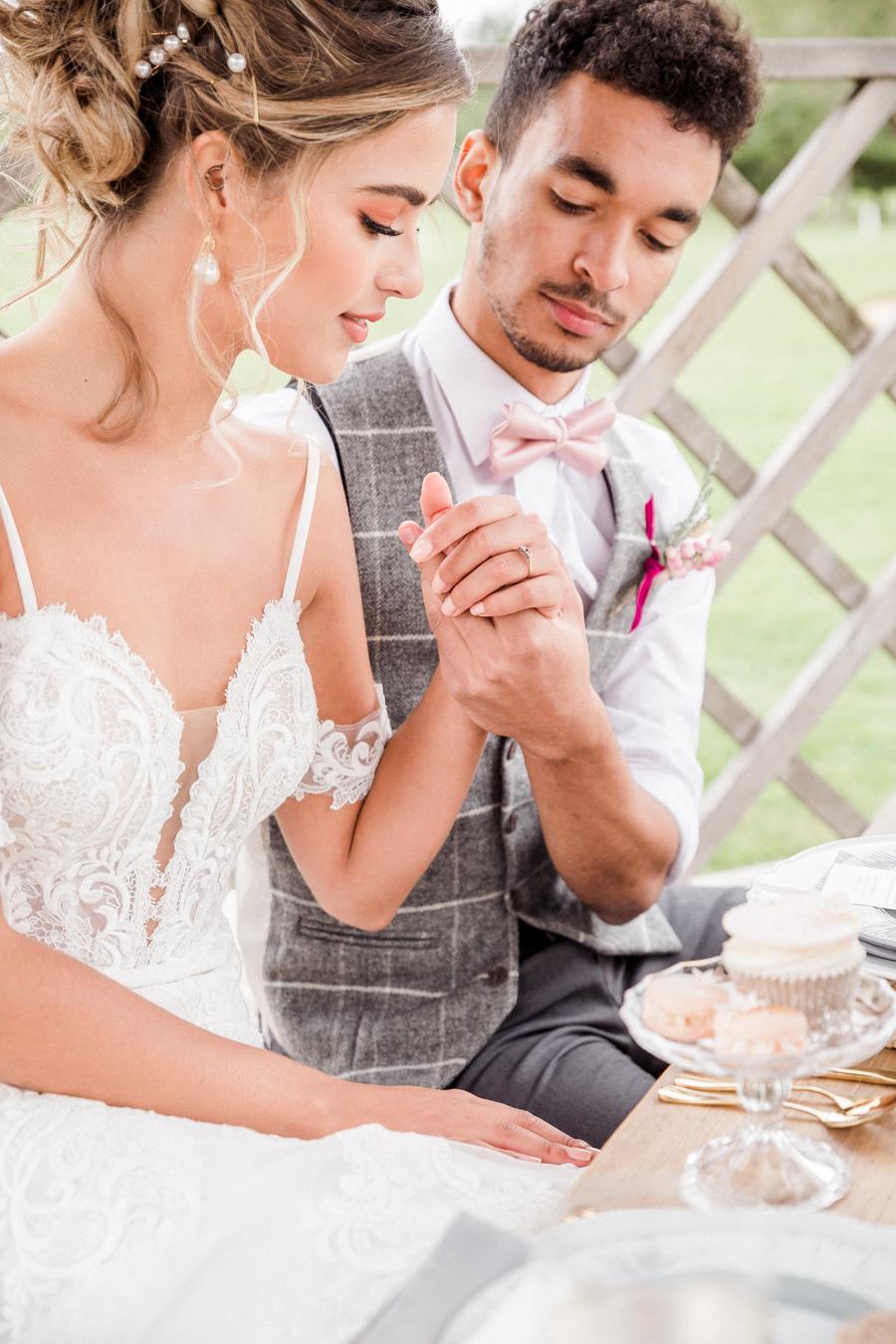 Hertfordshire Boho Themed Styled Wedding Shoot, photographer credit Absolute Photo UK (39)