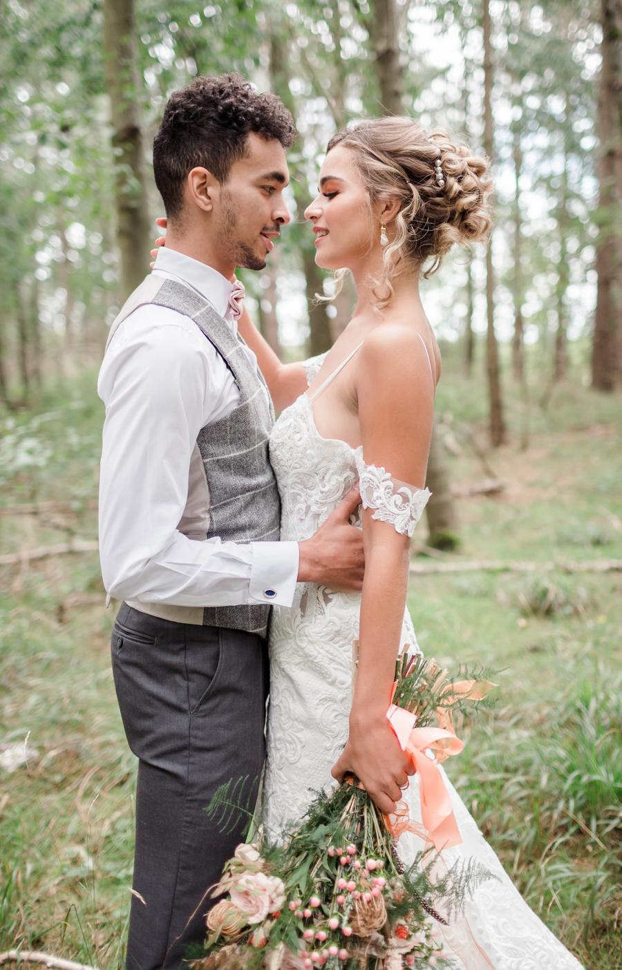 Hertfordshire Boho Themed Styled Wedding Shoot, photographer credit Absolute Photo UK (40)