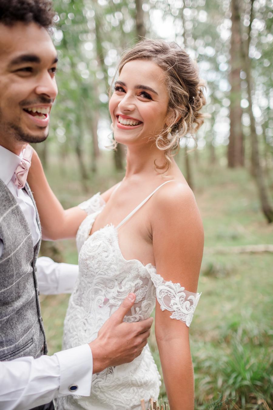Hertfordshire Boho Themed Styled Wedding Shoot, photographer credit Absolute Photo UK (41)