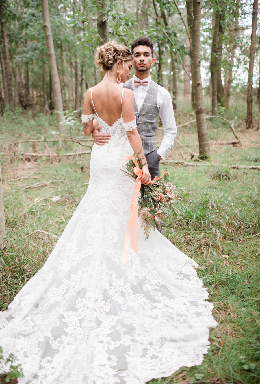 Hertfordshire Boho Themed Styled Wedding Shoot, photographer credit Absolute Photo UK (42)