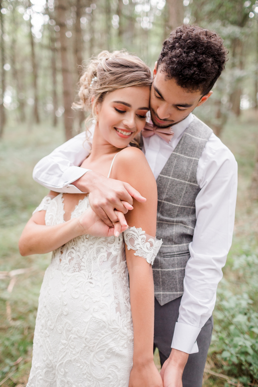 Hertfordshire Boho Themed Styled Wedding Shoot, photographer credit Absolute Photo UK (43)