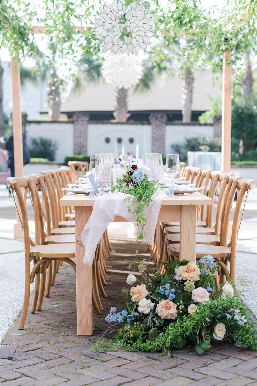 Luxury editorial garden wedding, image credit Leigh Hayward Photography (28)