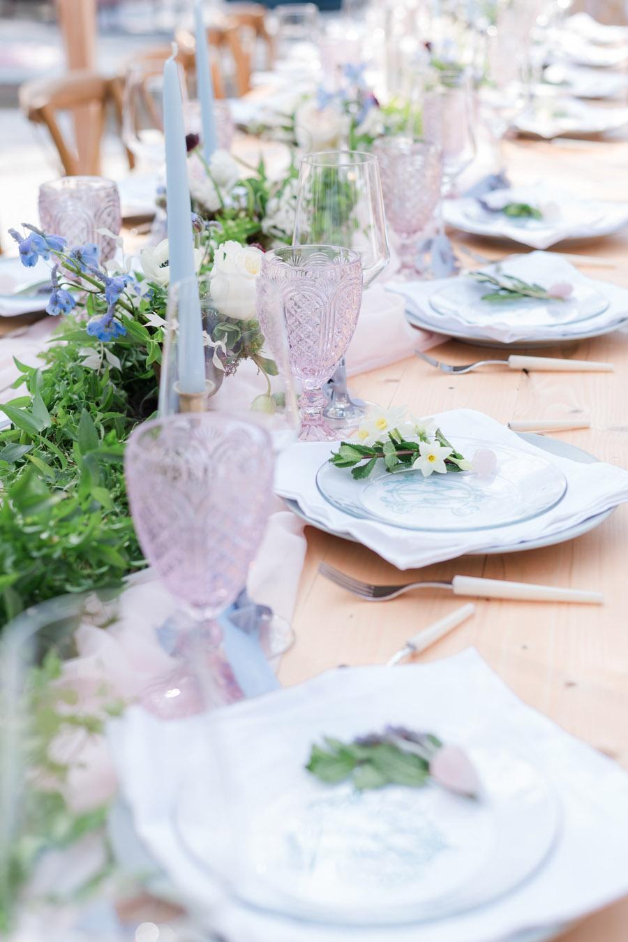 Luxury editorial garden wedding, image credit Leigh Hayward Photography (29)