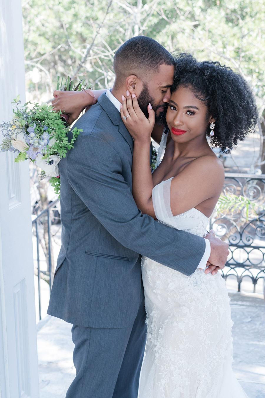 Luxury editorial garden wedding, image credit Leigh Hayward Photography (14)