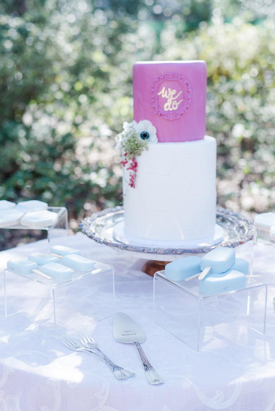 Luxury editorial garden wedding, image credit Leigh Hayward Photography (20)
