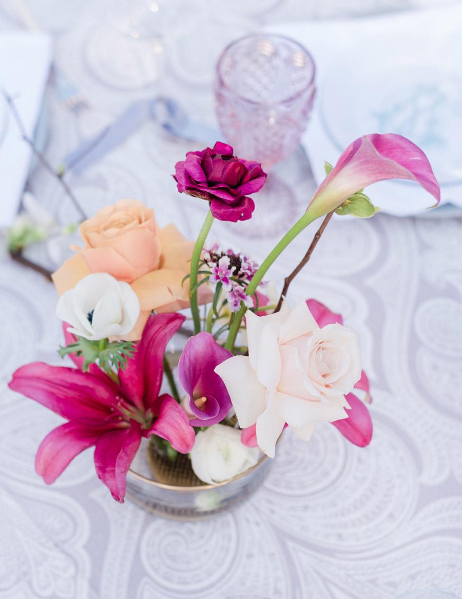 Luxury editorial garden wedding, image credit Leigh Hayward Photography (22)