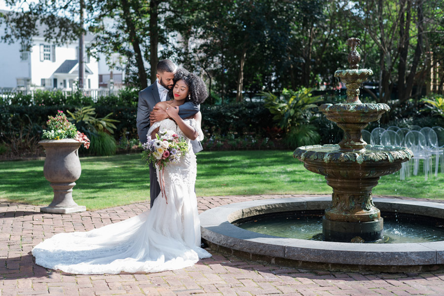 Luxury editorial garden wedding, image credit Leigh Hayward Photography (26)