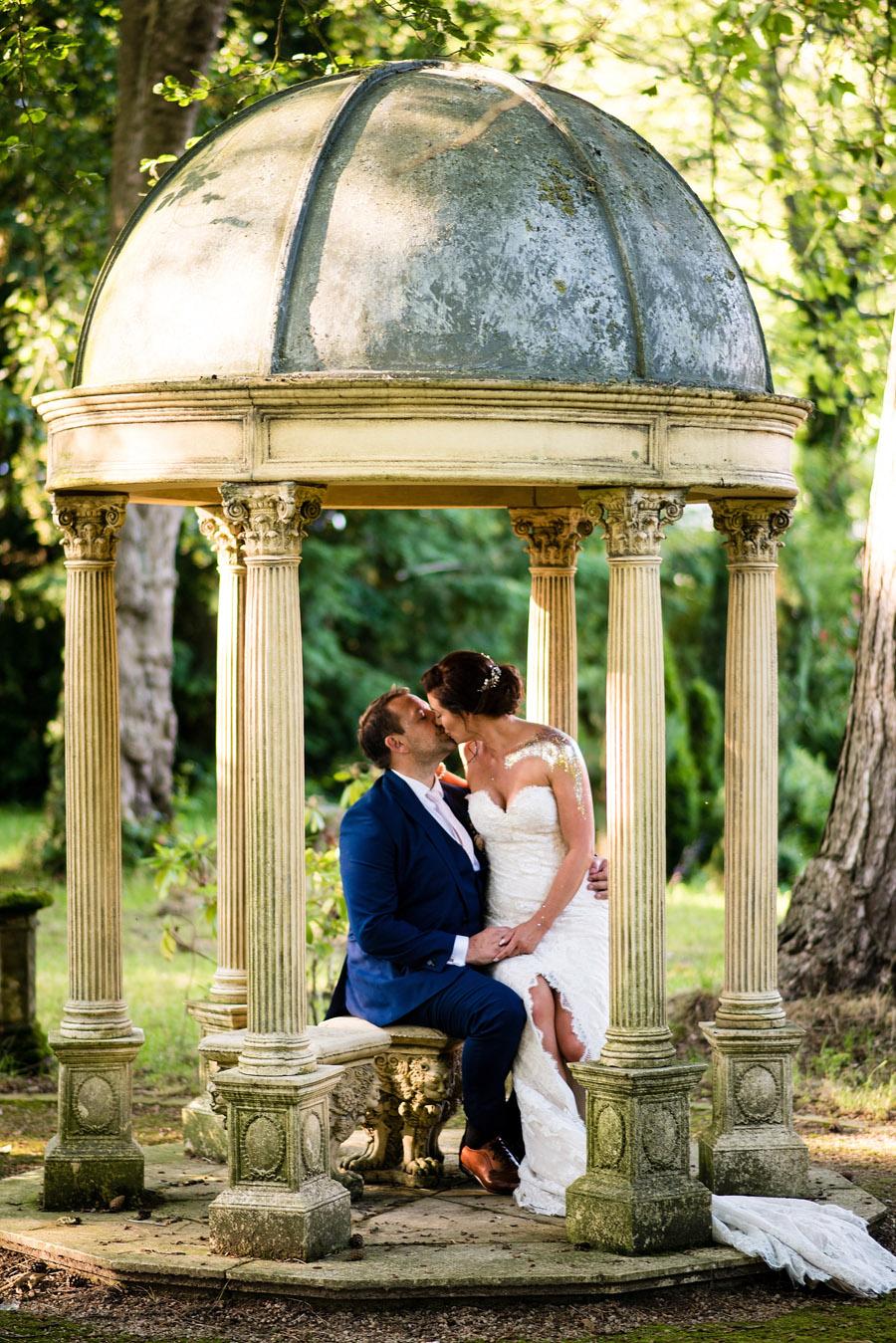 Emma & Paul's Beautiful English Summer garden party wedding, with Damian Burcher Photography (1)
