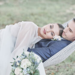 A beautiful escape – Wedding inspiration from Osea Island, with Elegante by Michelle J
