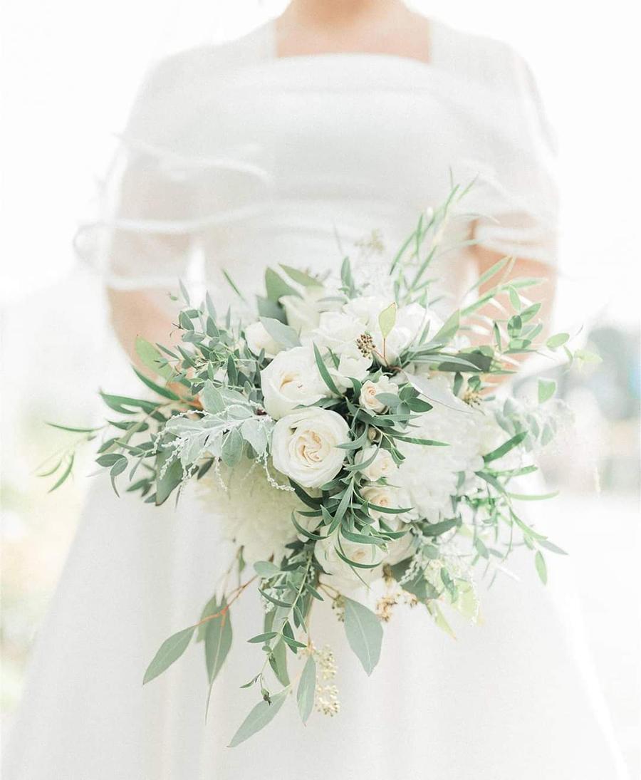 Vicki's Floral Design, image credit Gracious Photography