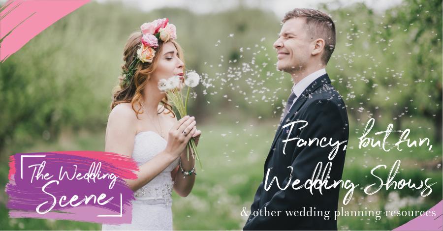 The wedding scene UK wedding shows