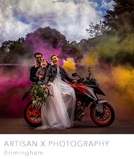 Artisan X Birmingham wedding photography