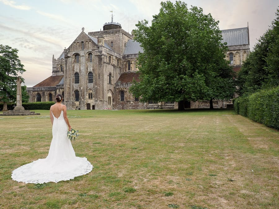 Romantic Romsey, olde worlde charm for a Hampshire wedding, with Dom Brenton Photography (9)