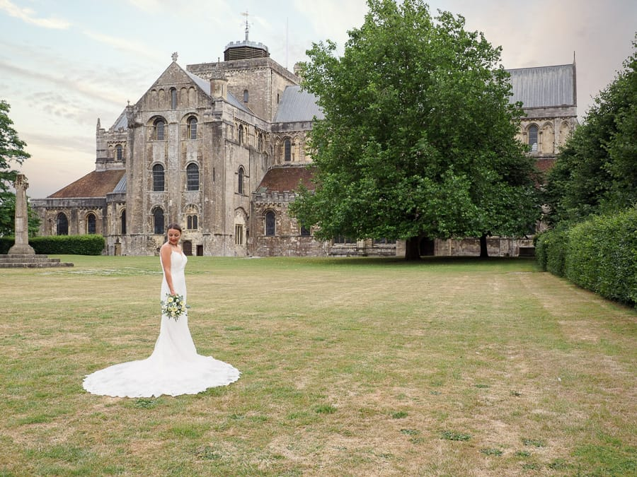 Romantic Romsey, olde worlde charm for a Hampshire wedding, with Dom Brenton Photography (10)