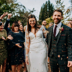Naomi & Pete's unique and eclectic Crab & Lobster wedding, with M and G Wedding Photography
