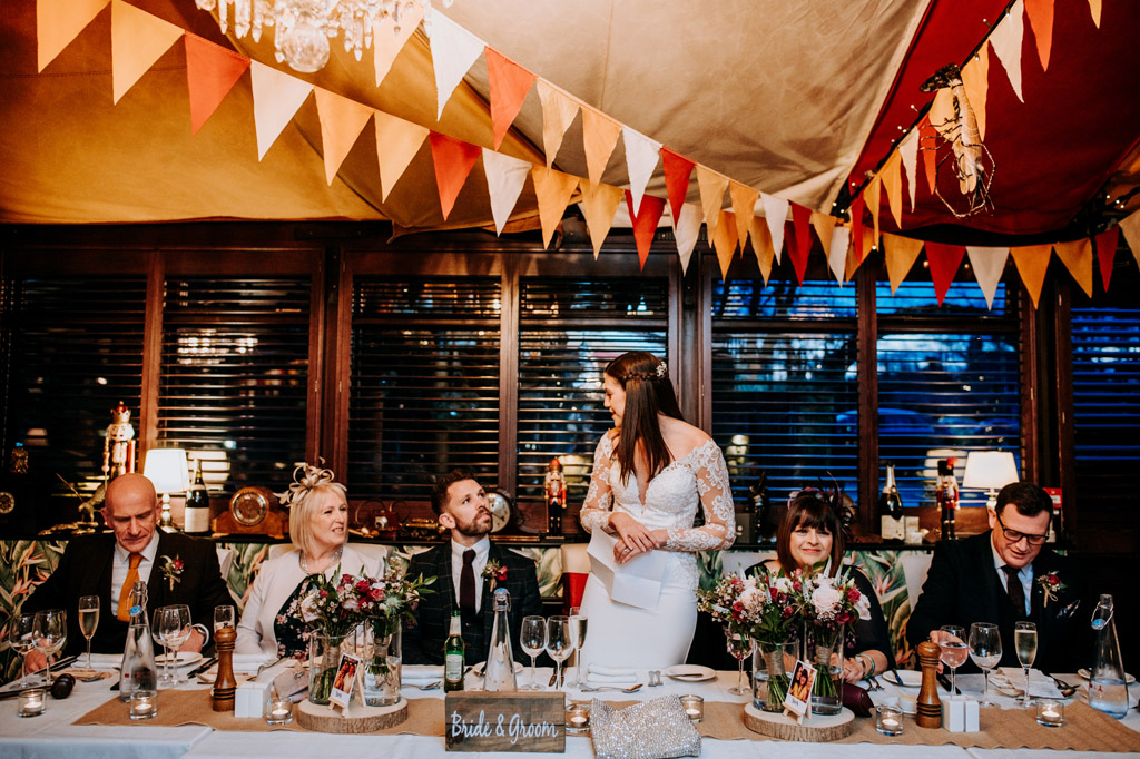 Naomi & Pete's unique and eclectic Crab & Lobster wedding, with M and G Wedding Photography (36)