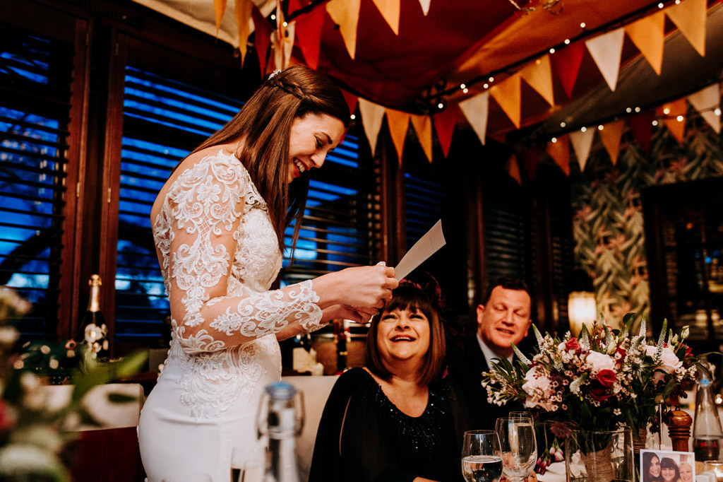 Naomi & Pete's unique and eclectic Crab & Lobster wedding, with M and G Wedding Photography (37)