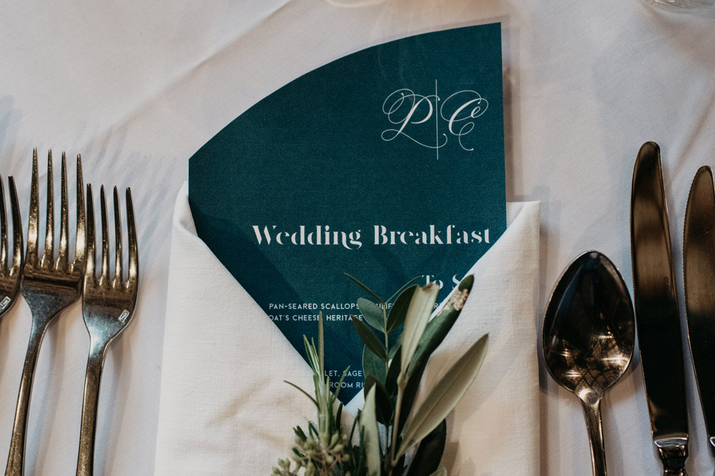 Traditional wedding inspiration with a modern twist, image credit Lottie Photography (8)